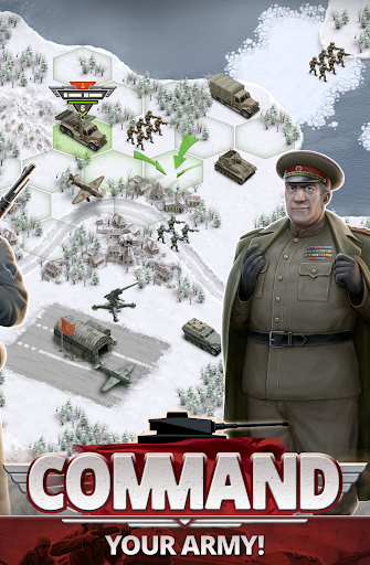 1941 Frozen Front - a WW2 Strategy War Game 1.12.2 screenshots 2