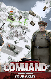 1941 Frozen Front – a WW2 Strategy War Game Apk Download For Android and Iphone 2