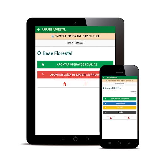 app sgi florestal - ani sistemas screenshot 1