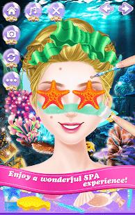 Mermaid-Princess-Beauty-Salon 12