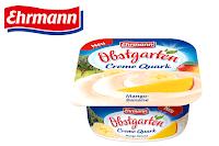 Angebot für Obstgarten CremeQuark Mango-Banane im Supermarkt