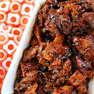 Slow Cooker Pork- Sweet & Spicy Brown Sugar Recipe