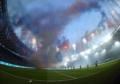 L'Euro, c'est parti, et avec des supporters: les plus belles photos de la soirée !
