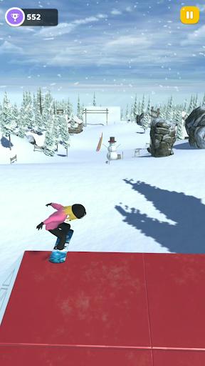 Télécharger Gratuit Shred The Gnar APK MOD (Astuce) screenshots 5
