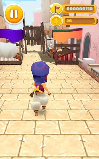 East Desert Prince Surf Runner - 4 characters  captures d'écran 2
