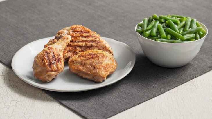 Grilled Chicken & Apple Cider Vinegar Marinade Recipe
