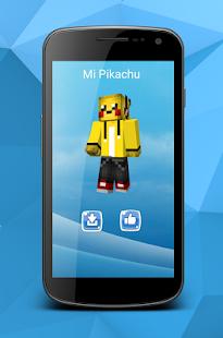 Anime Skins For Minecraft Apps En Google Play - Skin para minecraft de yuno