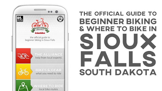 My City Bikes Sioux Falls- screenshot thumbnail