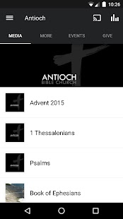 Antioch Bible Church- screenshot thumbnail