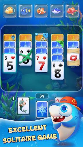 Solitaire TriPeaks - Fish Rescue 1.6.150.1731 screenshots 4