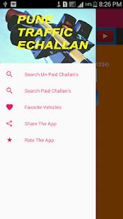 e Challan Pune - náhled