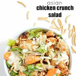 Asian Chicken Crunch Salad.