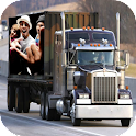 Vehicle Photo Frames Maker icon
