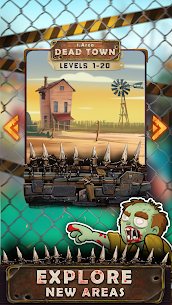 Zombie Puzzle – Match 3 RPG Puzzle Game MOD APK [1 HitKill] 5