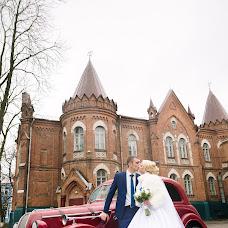 Wedding photographer Ekaterina Linnik (katelinnik). Photo of 16.11.2017