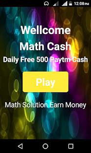 Math Cash - Daily 500 Make Money - náhled