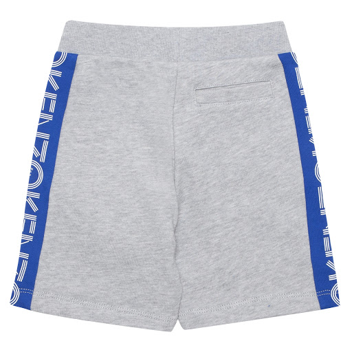 Thumbnail images of Kenzo Kids Cotton Logo Shorts