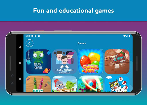 Amazon FreeTime Unlimited: Kids Shows, Games, More 2.0.0.203376 screenshots 2