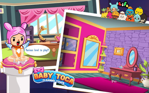 My Baby Town : Toca Dollhouse for Android apk 3