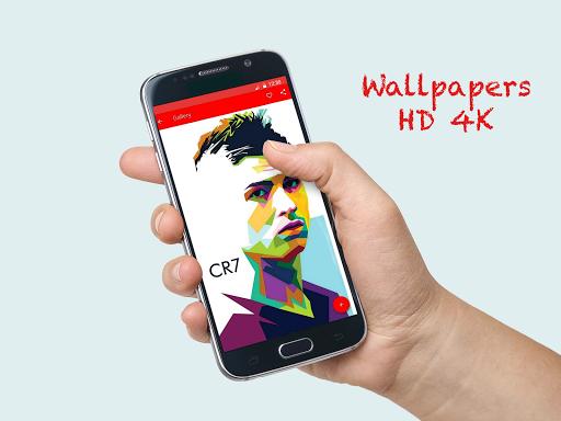 Cristiano Ronaldo Wallpapers HD 4K 2018 6.1.1 screenshots 3