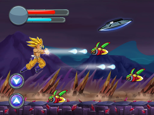 Saiyan Goku Dragon Fighter Z: Dragon Ball Heroes  screenshots EasyGameCheats.pro 2