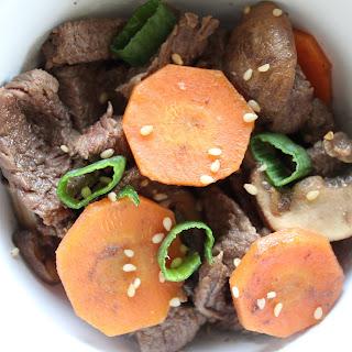 Healthy Beef & Veggies Stir Fry