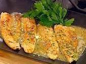 Baked Trout Meuniere - Nice Company Dish Recipe