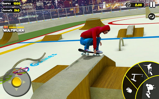 Flip Skate Stuntman 1.2 screenshots 6