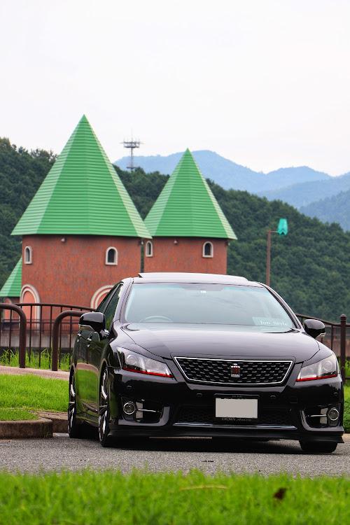 クラウンアスリート GRS200のJun Style,徘徊の帝王,福岡,CarTuneber,必殺アスリートショットに関するカスタム&メンテナンスの投稿画像2枚目