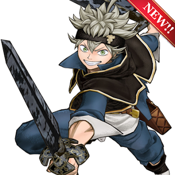 Character Black Clover Wallpaper Hd Apk Latest Version Download