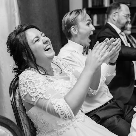 Wedding photographer Alena Kurbatova (alenakurbatova). Photo of 27.01.2018
