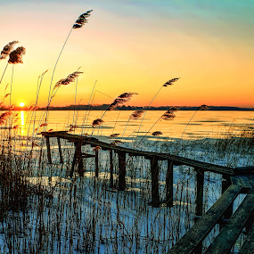 by Tomasz Marciniak - Landscapes Sunsets & Sunrises