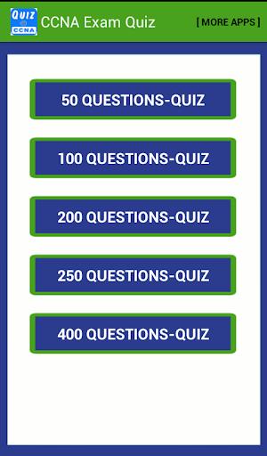 CCNA Quiz Questions