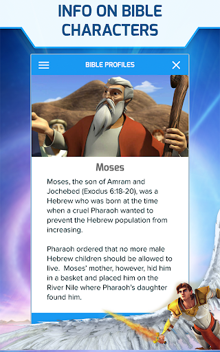 Superbook Kids Bible, Videos & Games (Free App) v1.8.4 screenshots 22