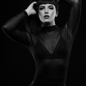 by Panagiotis Vlasopoulos - Black & White Portraits & People