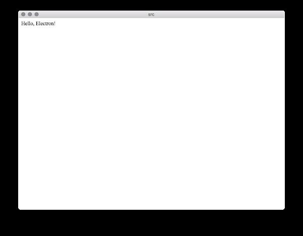 electron アプリ 開発