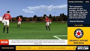 Screenshot 3 Dream League Soccer 2018 5.064 APK+DATA MOD