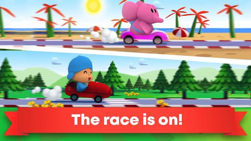 Pocoyo Racing: Kids Car Race - Fast 3D Adventure 1.0.0 screenshots 2