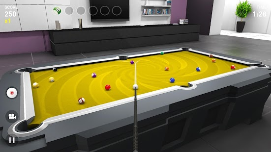 Pool Billiards 3D Screenshot
