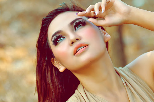 Beauty Eyes by Endenz Tea - People Portraits of Women