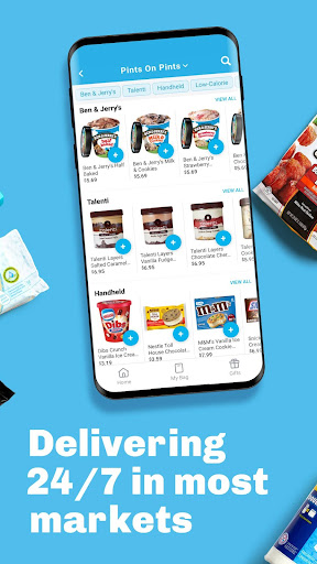 goPuff: Drink & Food Delivery 3.15.5 screenshots 3