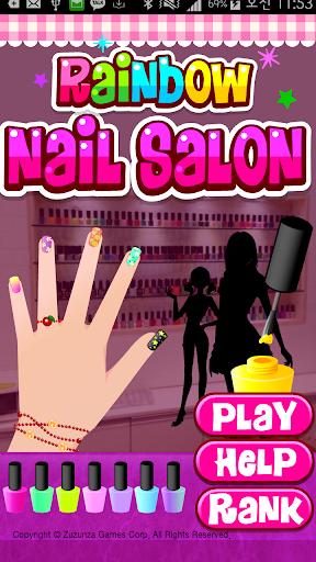 Rainbow Nail Salon