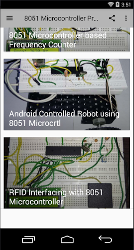 Download 8051 Microcontroller Projects APK latest version