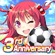 美少女 ゲームアプリ ならビーナスイレブンびびっど! 美少女 育成 サッカーゲーム