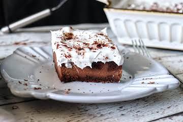 Chocolate Cheesecake Using Cake Mix