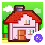 Pixel-APUS Launcher theme  Icon