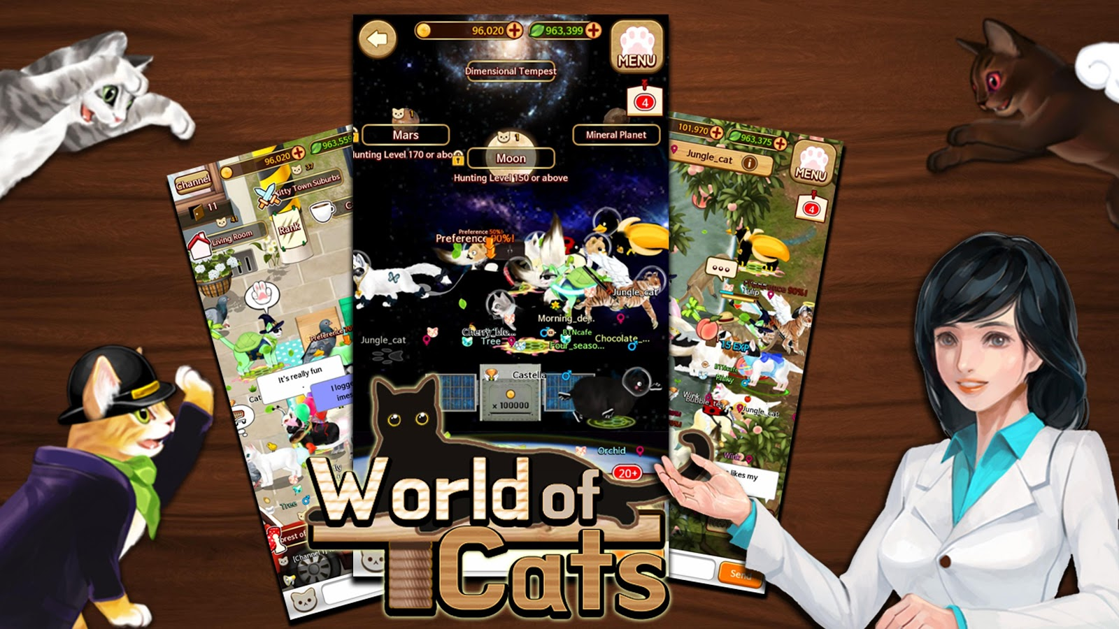 World of Cats- screenshot
