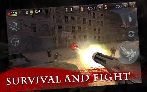 僵尸地狱2 - FPS僵尸射击游戏