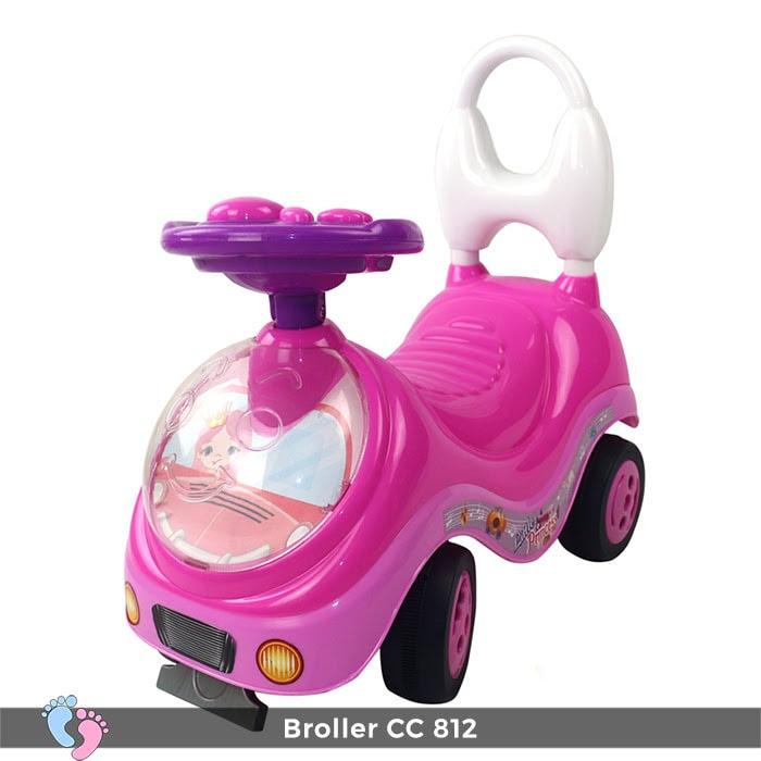 Xe chòi chân trẻ em Broller CC YH-812 1