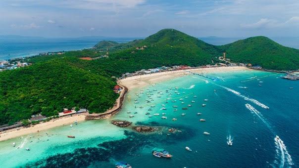 Koh Larn Island